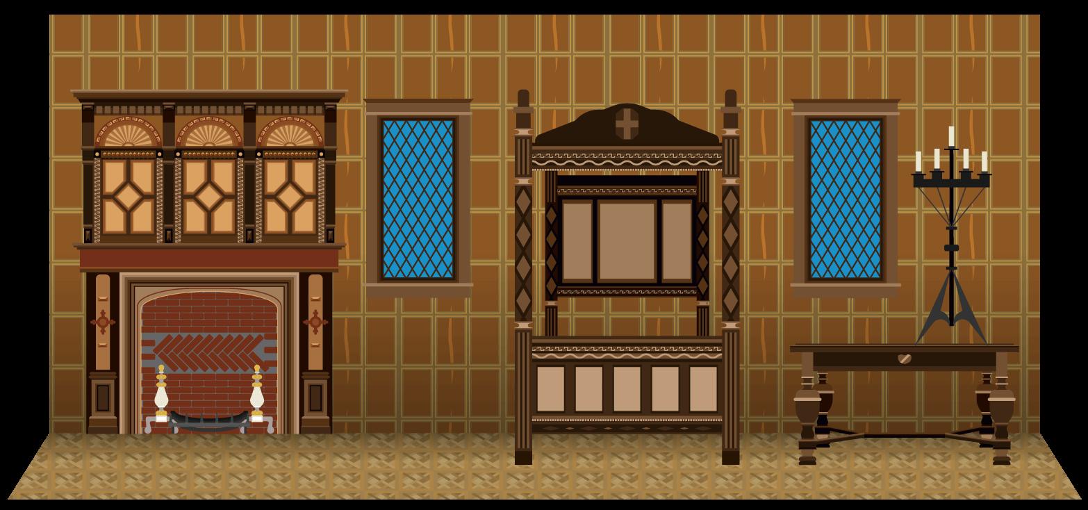 Tudor room