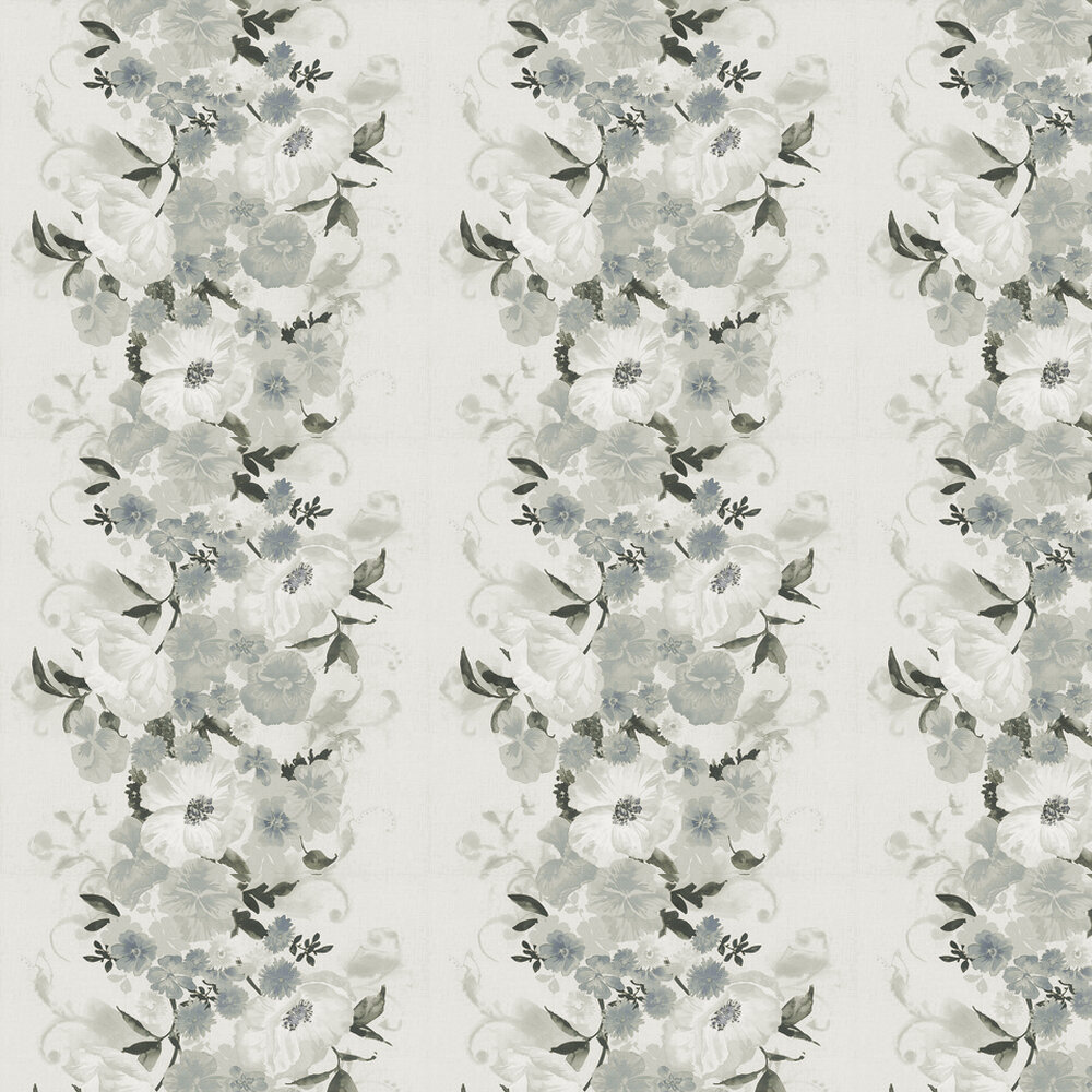 Kandola Grace Wallpaper Grey - Product code: DW1572/03/234