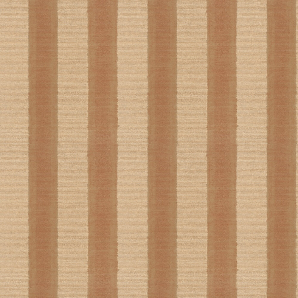 Carlucci di Chivasso Streamline Burnt Gold / Caramel Wallpaper - Product code: CA8177/060