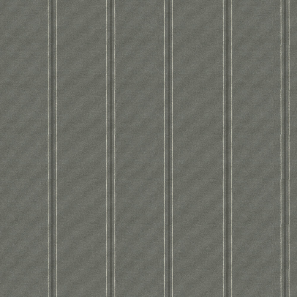 Eton Wallpaper - Charcoal - by Andrew Martin