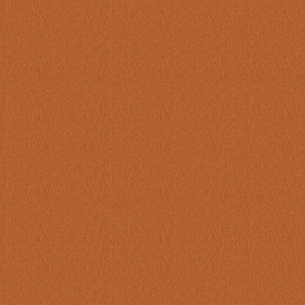 Carlucci di Chivasso Silky Burnt Orange Wallpaper - Product code: CA8178/062