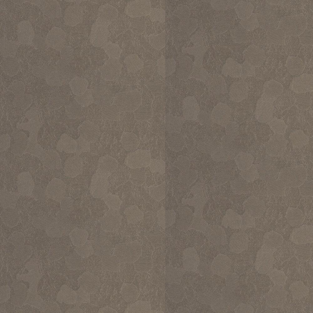 JAB Anstoetz  Dome Metallic Chocolate Wallpaper - Product code: 4-4034-070