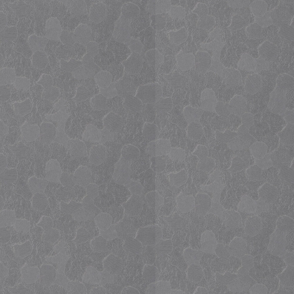 JAB Anstoetz  Dome Metallic Charcoal Wallpaper - Product code: 4-4034-093