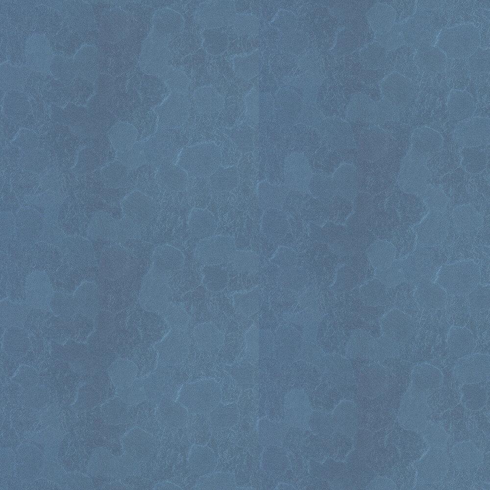 JAB Anstoetz  Dome Metallic Teal Wallpaper - Product code: 4-4034-096