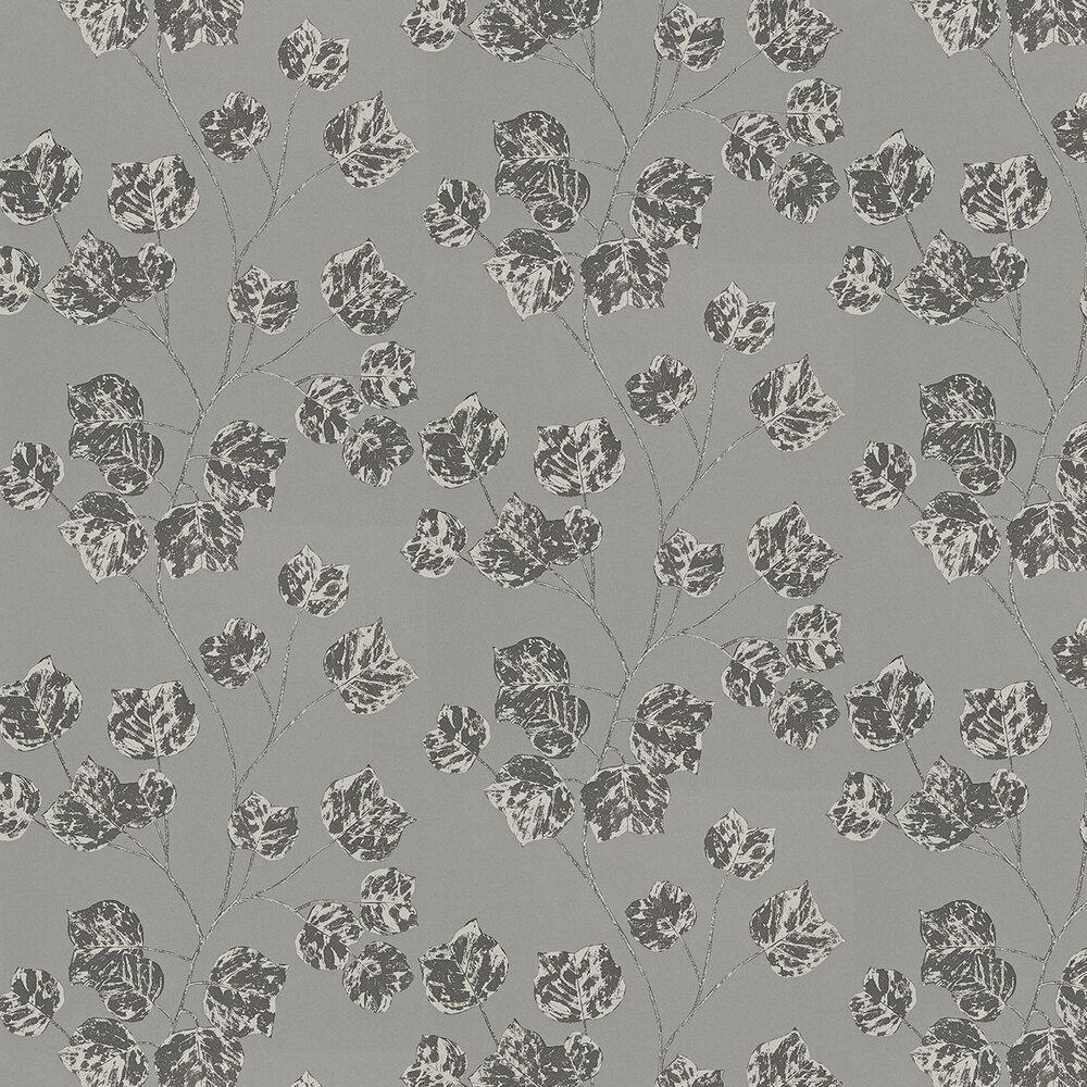 Harlequin Bonica Slate / Charcoal / Gilver Wallpaper - Product code: 110584