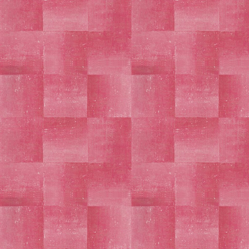 Designers Guild Piastrella Magenta Wallpaper - Product code: P616/07