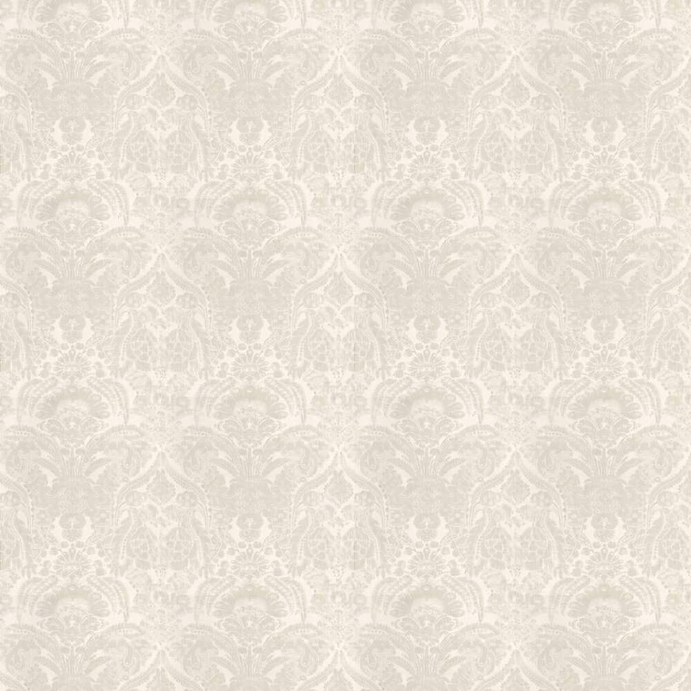 Kew Wallpaper - Stone - by Andrew Martin