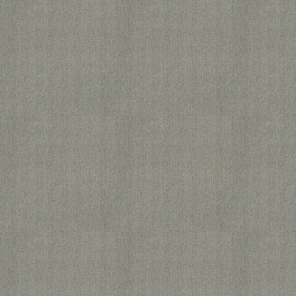 Grasscloth Wallpaper - Charcoal - by Andrew Martin