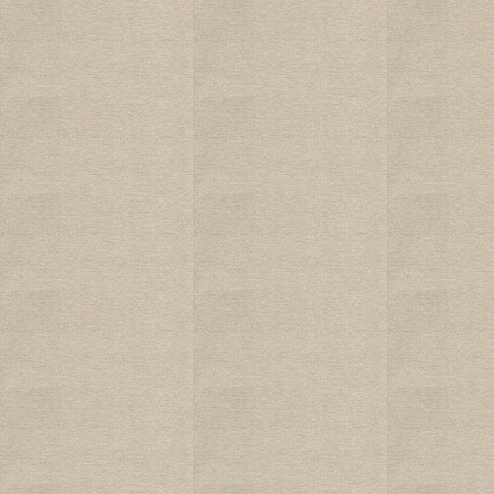 Silk Wallpaper - Taupe - by Andrew Martin