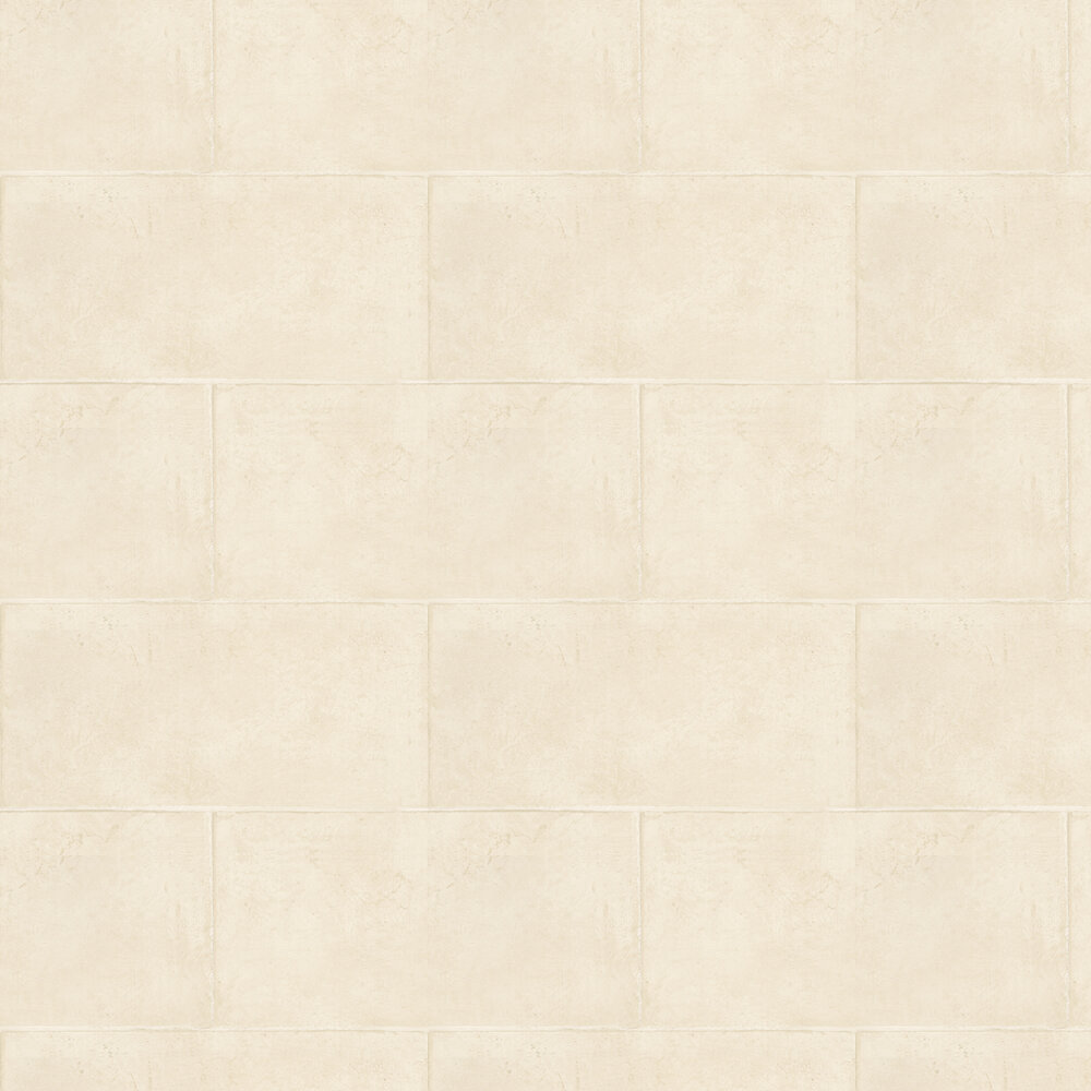Camelot Wallpaper - Plaster - by Andrew Martin