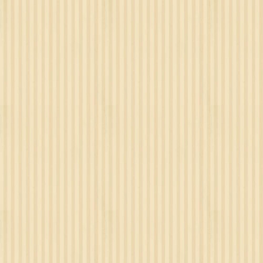 Farrow & Ball Closet Stripe Cream / Beige Wallpaper - Product code: BP 347