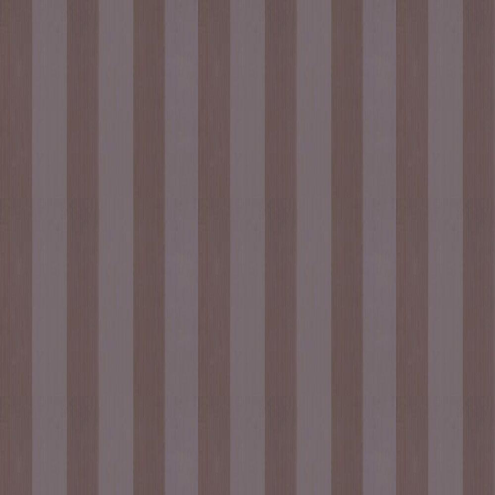 Farrow & Ball Plain Stripe Pelt / Light Purple Wallpaper - Product code: BP 1130