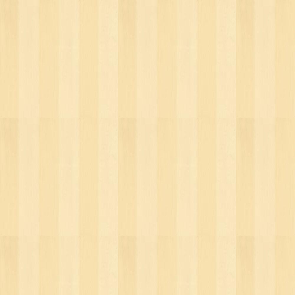 Plain Stripe Wallpaper - Cream / Beige - by Farrow & Ball