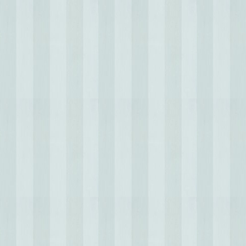 Plain Stripe Wallpaper - Sky Blue - by Farrow & Ball