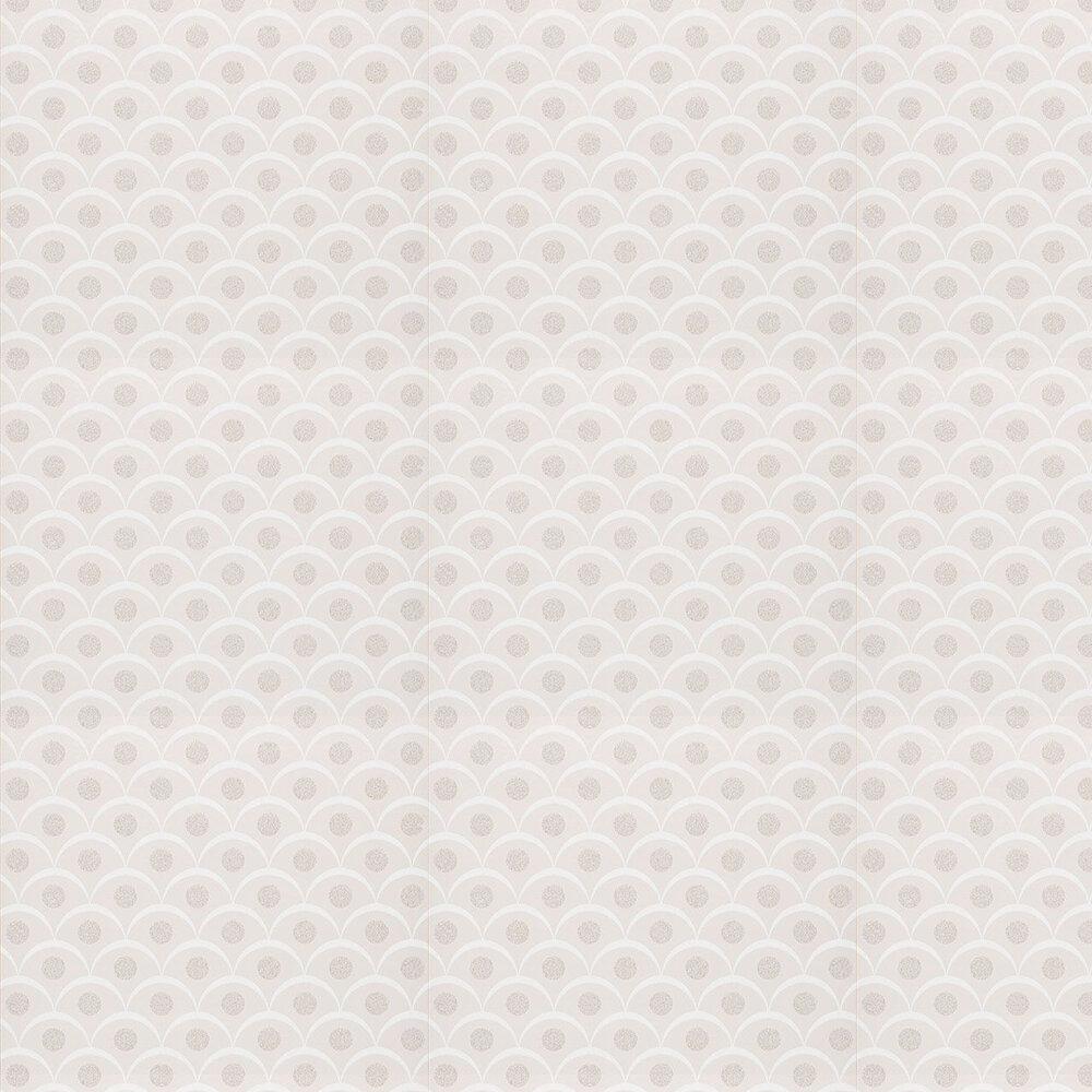 Harlequin Demi Pearl Opal White Wallpaper - Product code: 110611