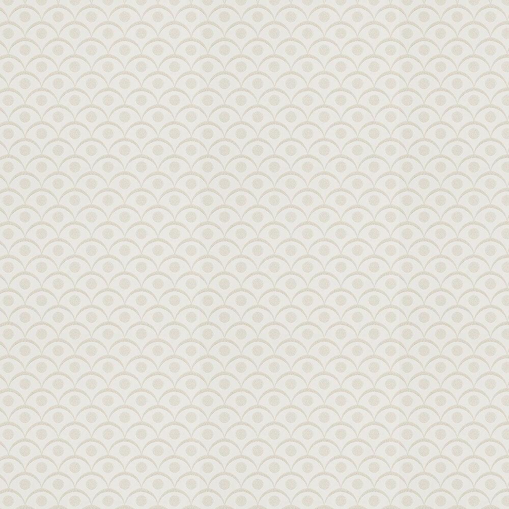 Harlequin Demi Ivory Ivory / White Wallpaper - Product code: 110612