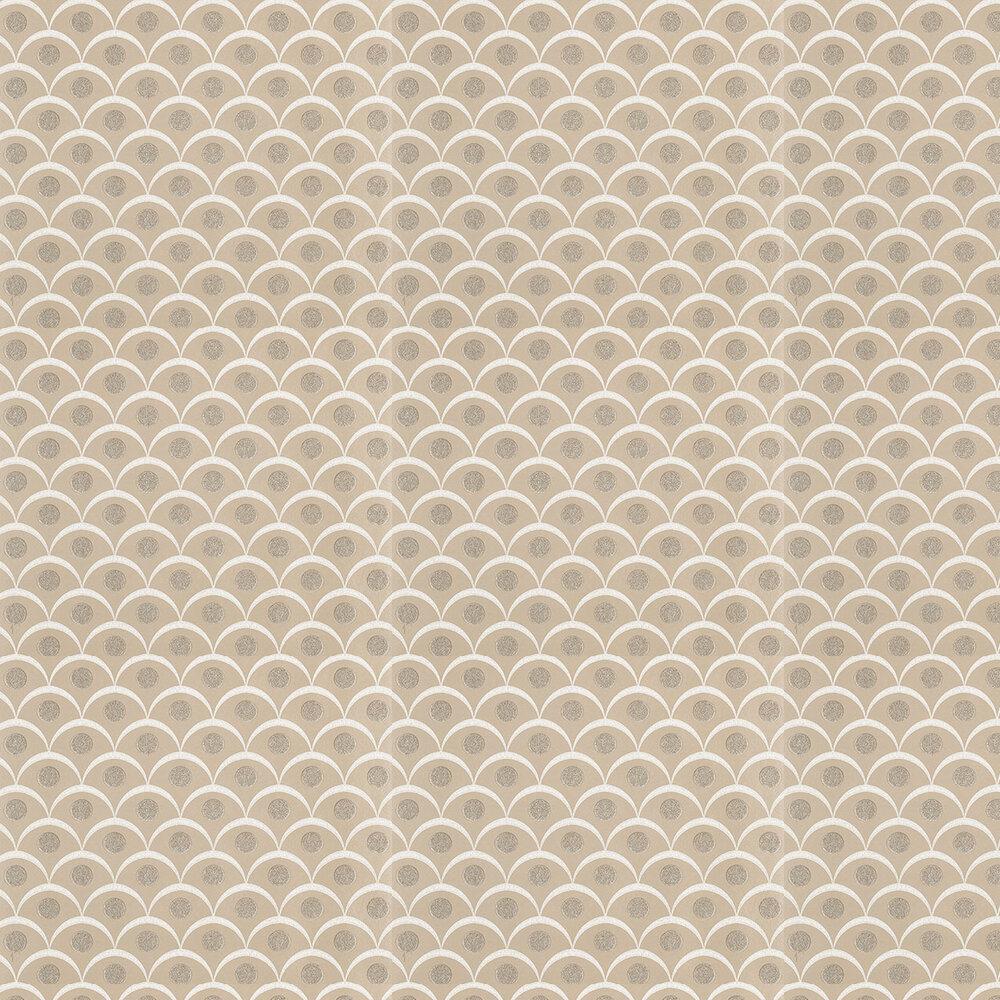 Harlequin Demi Antique Gold Wallpaper - Product code: 110615