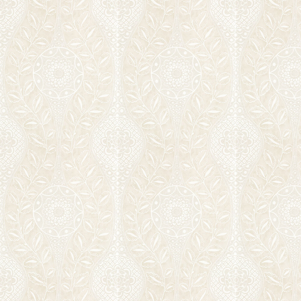 Harlequin Florentine Shell Soft Neutral Wallpaper - Product code: 110630