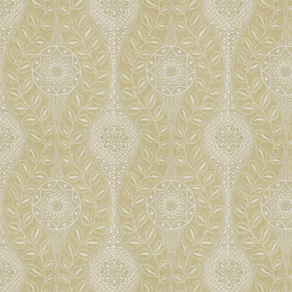 Harlequin Florentine Antique Gold Wallpaper - Product code: 110633