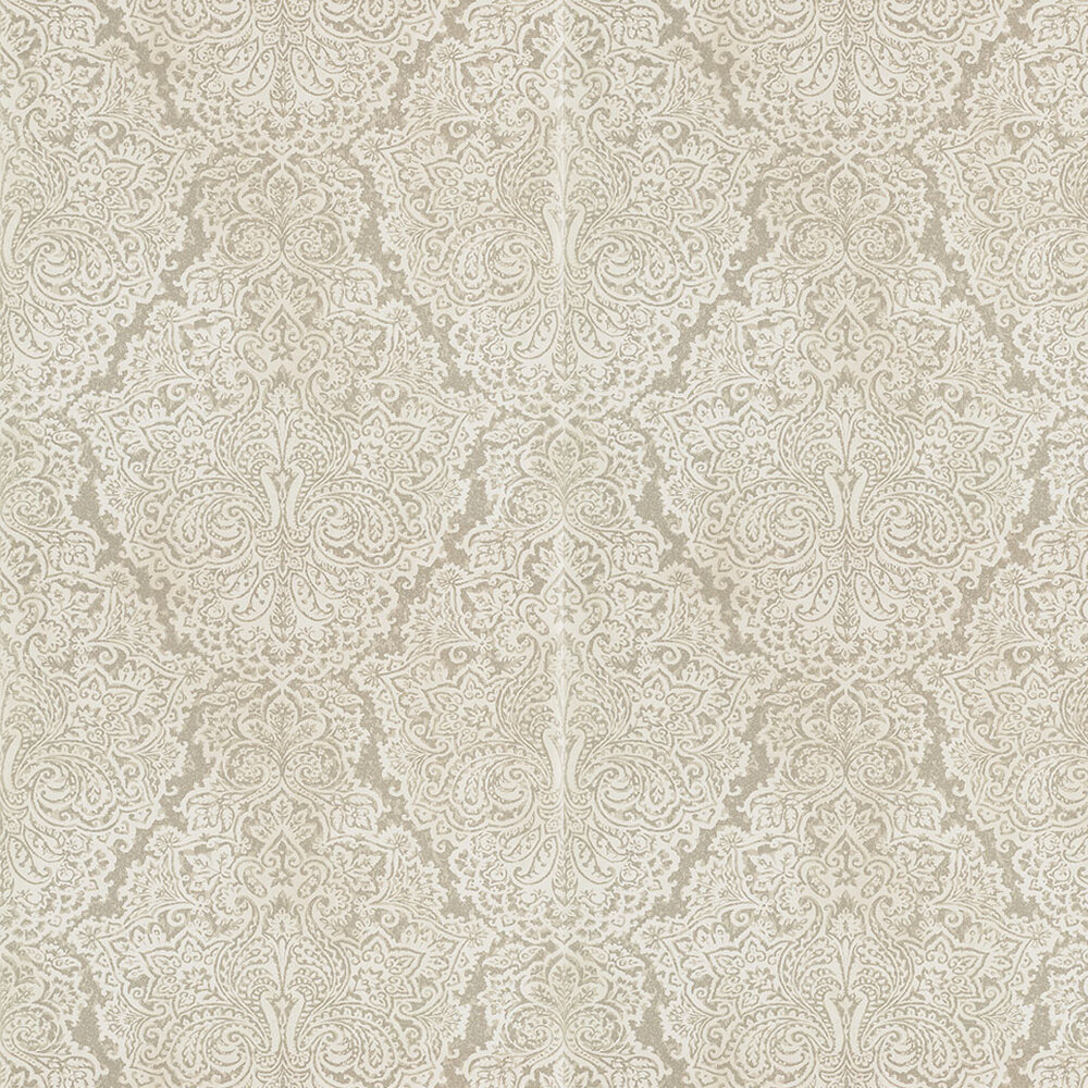 Harlequin Aurelia White Gold White / Gold Wallpaper - Product code: 110640