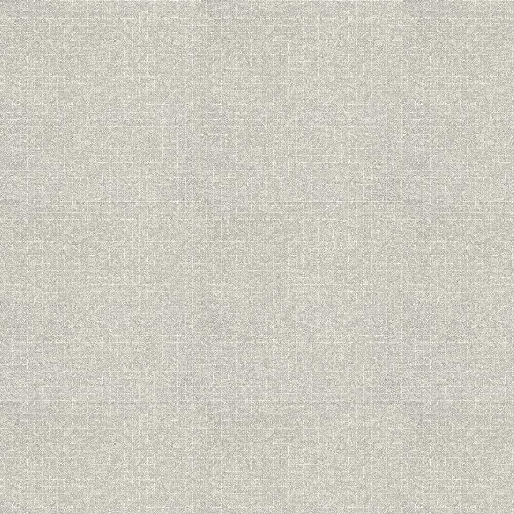 Glimmer Wallpaper - Grey - by Threads