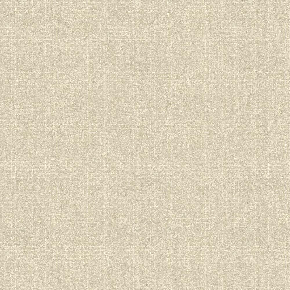 Glimmer Wallpaper - Linen - by Threads