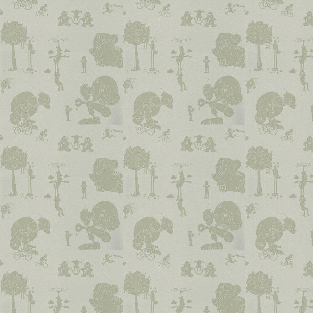 Brave New World Wallpaper - Lichen - by PaperBoy