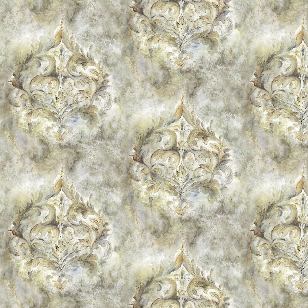 Kandola Damask Multi Wallpaper - Product code: DW1593/01/CM3
