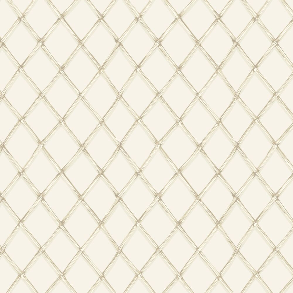 Cole & Son Bagatelle Ivory Wallpaper - Product code: 99/5023