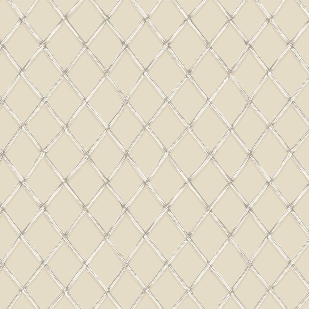 Cole & Son Bagatelle Stone Wallpaper - Product code: 99/5024