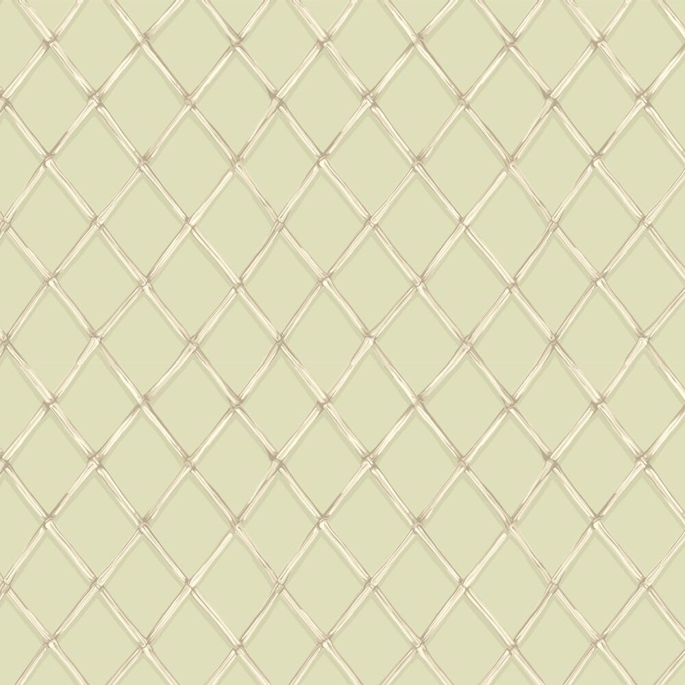 Cole & Son Bagatelle Olive Wallpaper - Product code: 99/5026