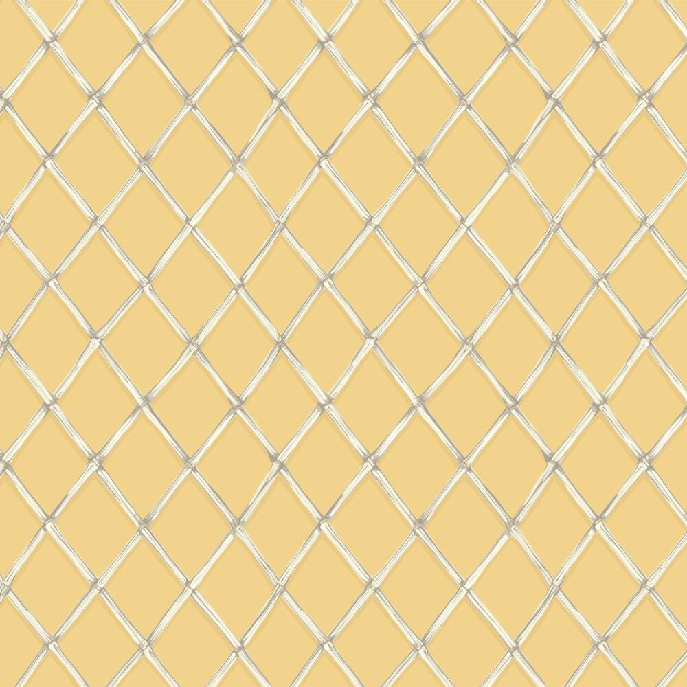 Cole & Son Bagatelle Yellow Wallpaper - Product code: 99/5027