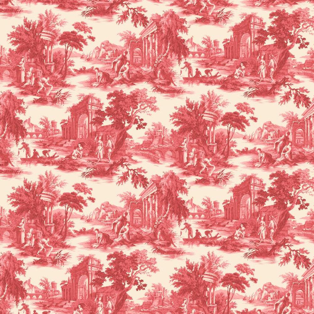 Cole & Son Villandry Red Wallpaper - Product code: 99/1004