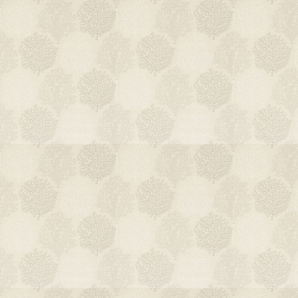 Sanderson Coral Reef Taupe / Cream / Beige Wallpaper - Product code: 213395