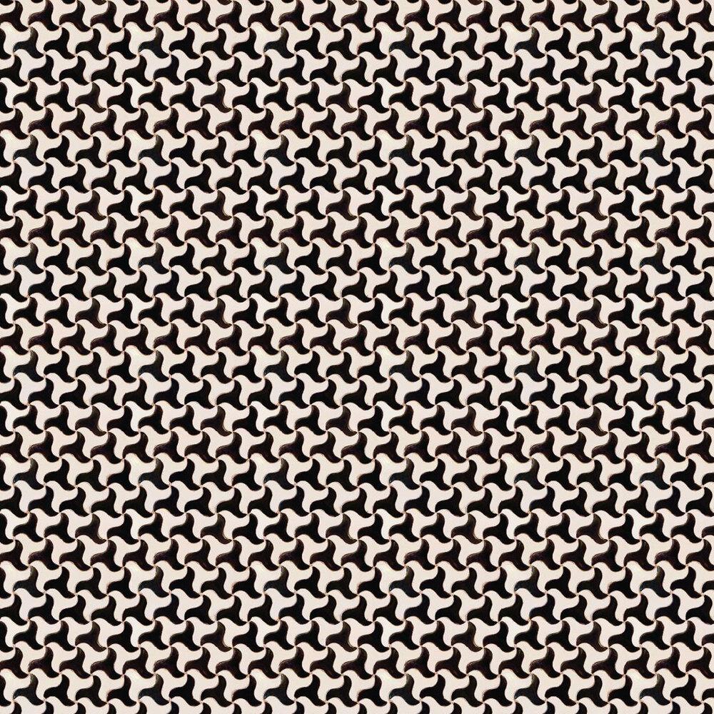 Coordonne Cadiz Chocolate / Beige Wallpaper - Product code: 3000032