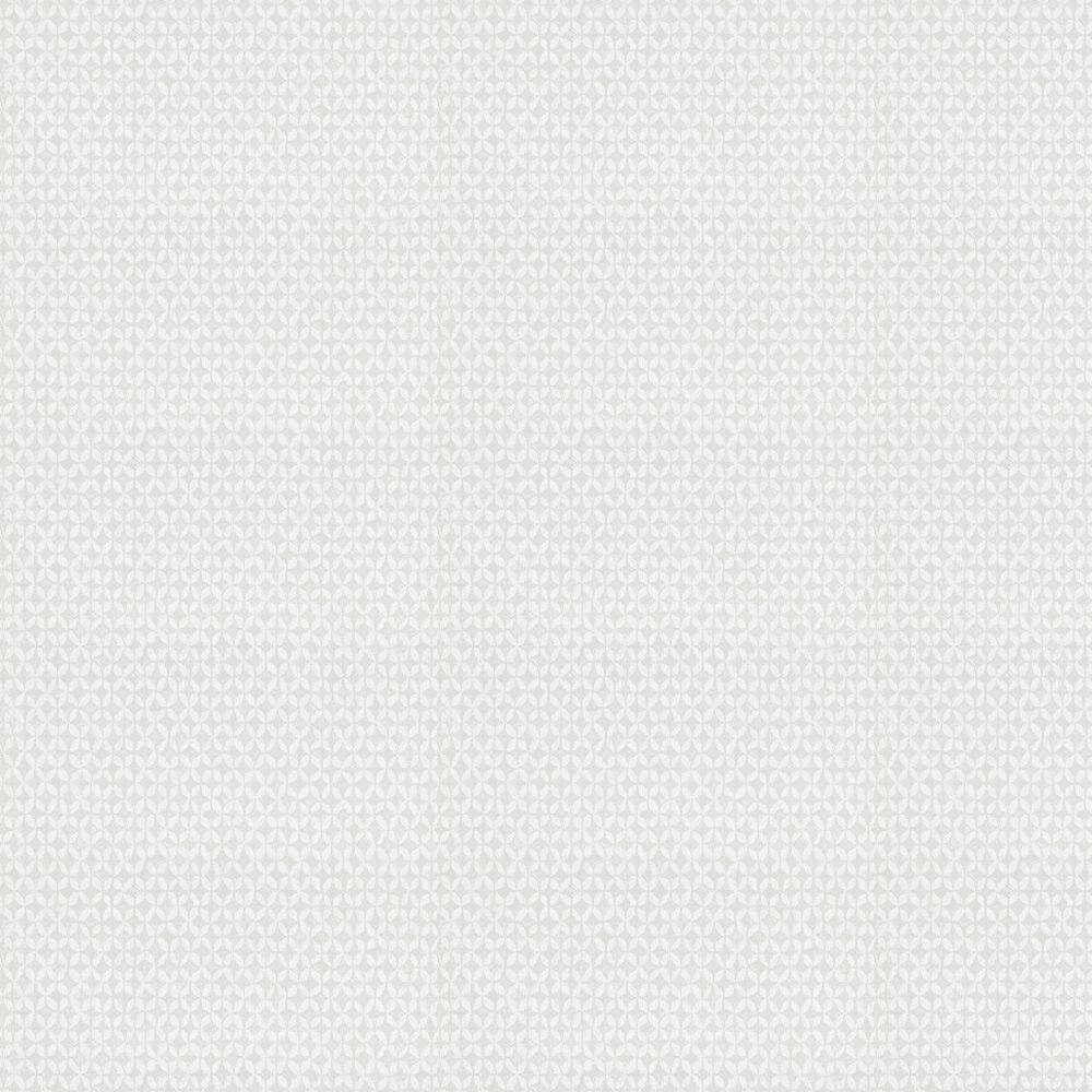 Harlequin Shri Off White / Grey Wallpaper - Product code: 110646