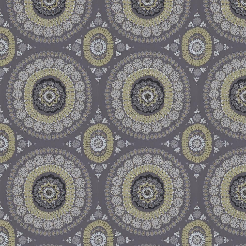 Harlequin Boheme Slate / Chalk Wallpaper - Product code: 110655