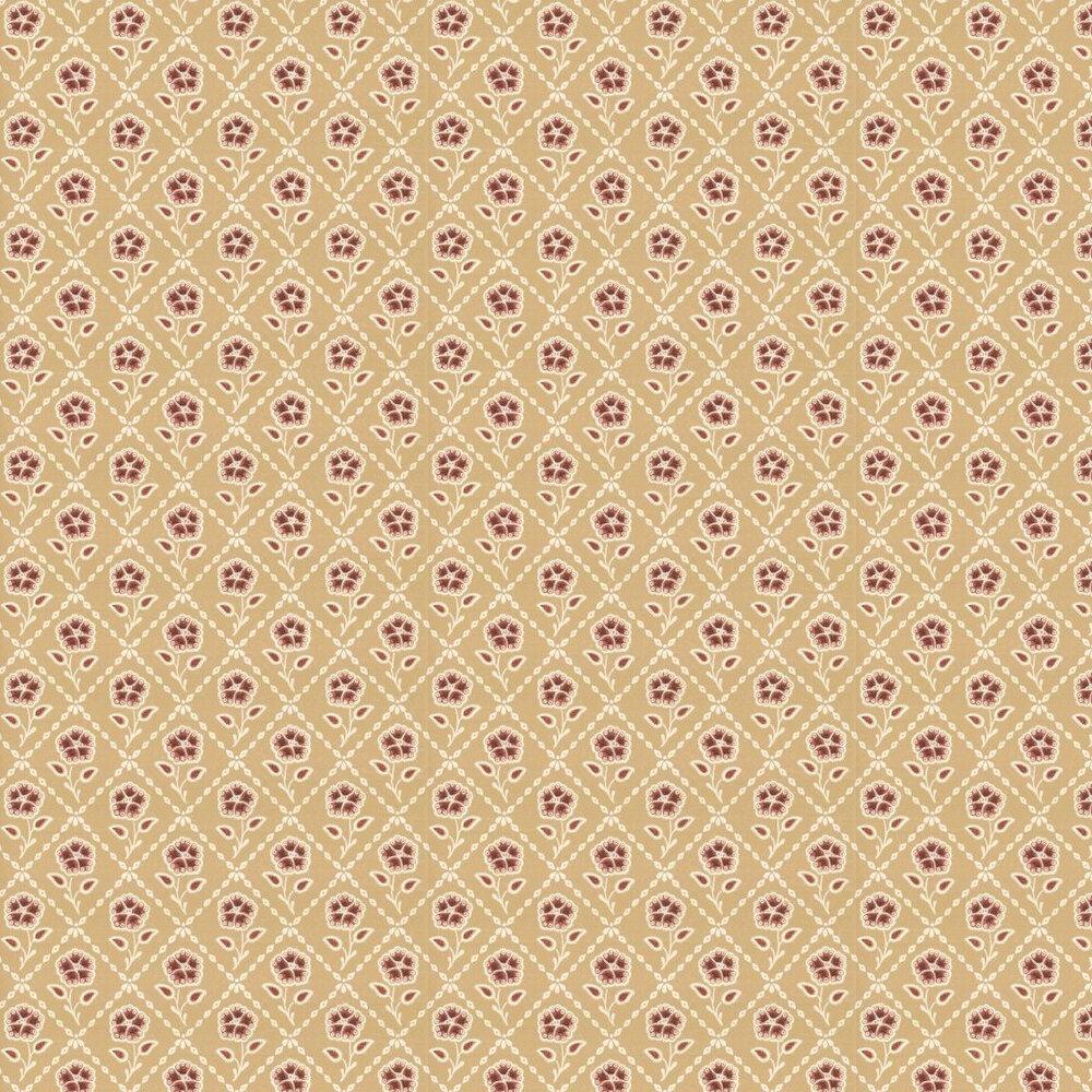 Whitehall  Wallpaper - Cedar - by Little Greene