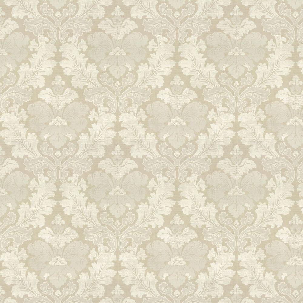 Bonaparte  Wallpaper - Sable - by Little Greene