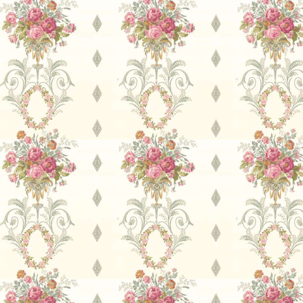 Palais  Wallpaper - Redowa - by Little Greene