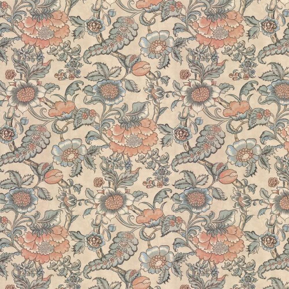Sackville Street  Wallpaper - Source - by Little Greene
