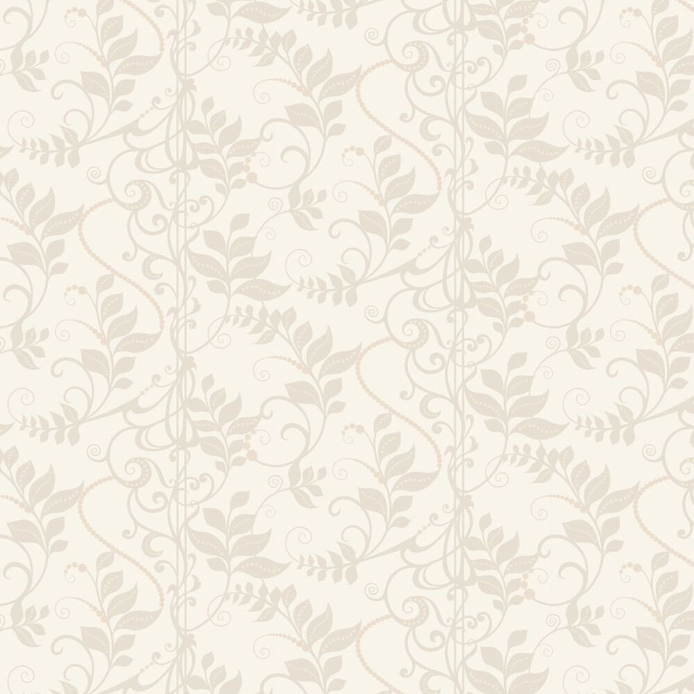 Albany Symphony  White Cream Wallpaper - Product code: 264912