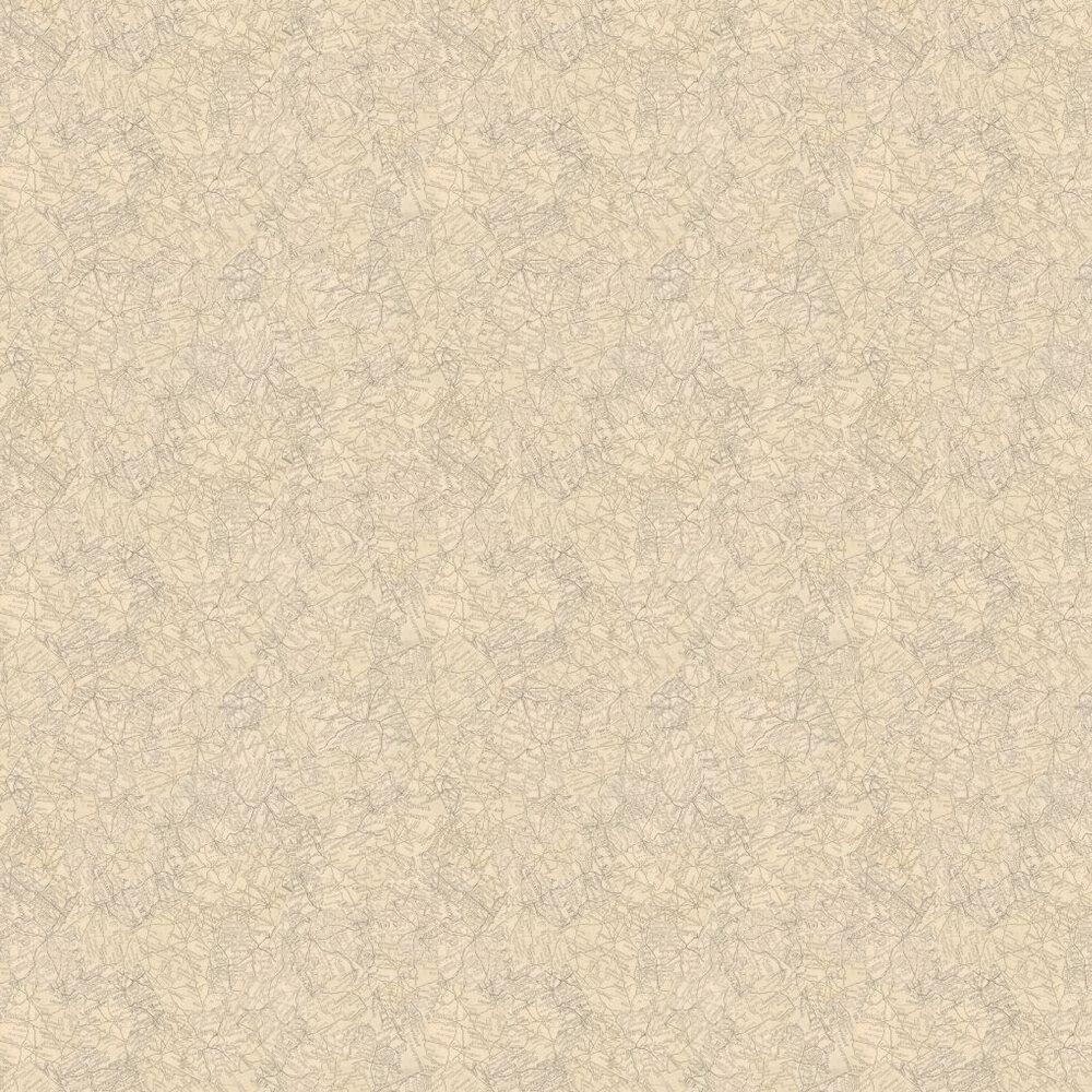 Linwood Lost Cream / Grey Wallpaper - Product code: LW41/1