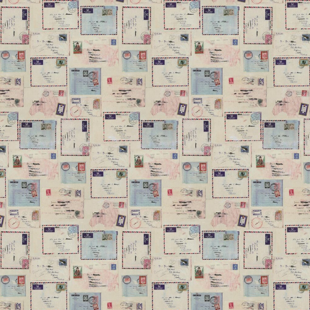 Linwood In The Post Multi Wallpaper - Product code: LW1463/1