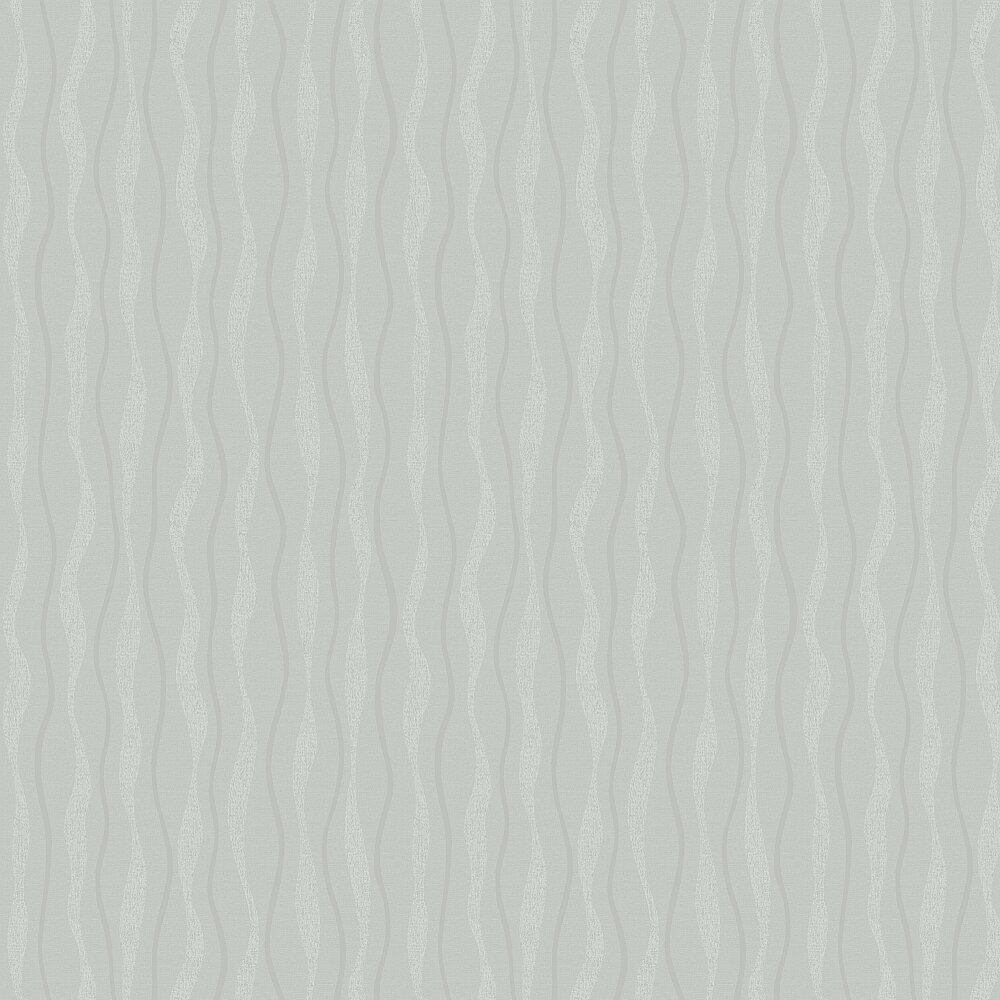 Glitz Wallpaper - Silver - by Arthouse