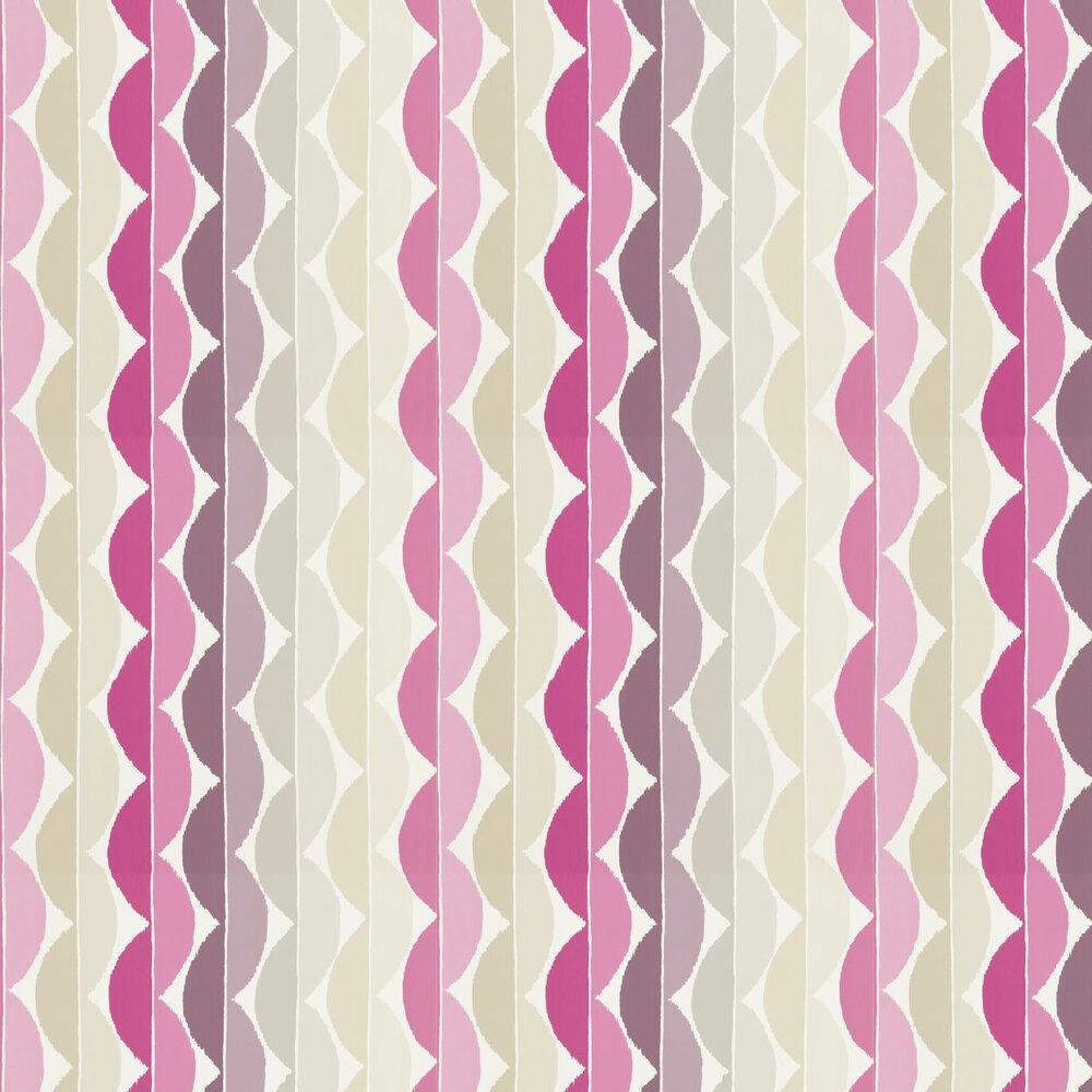 Yoki  Wallpaper - Berry  - by Scion