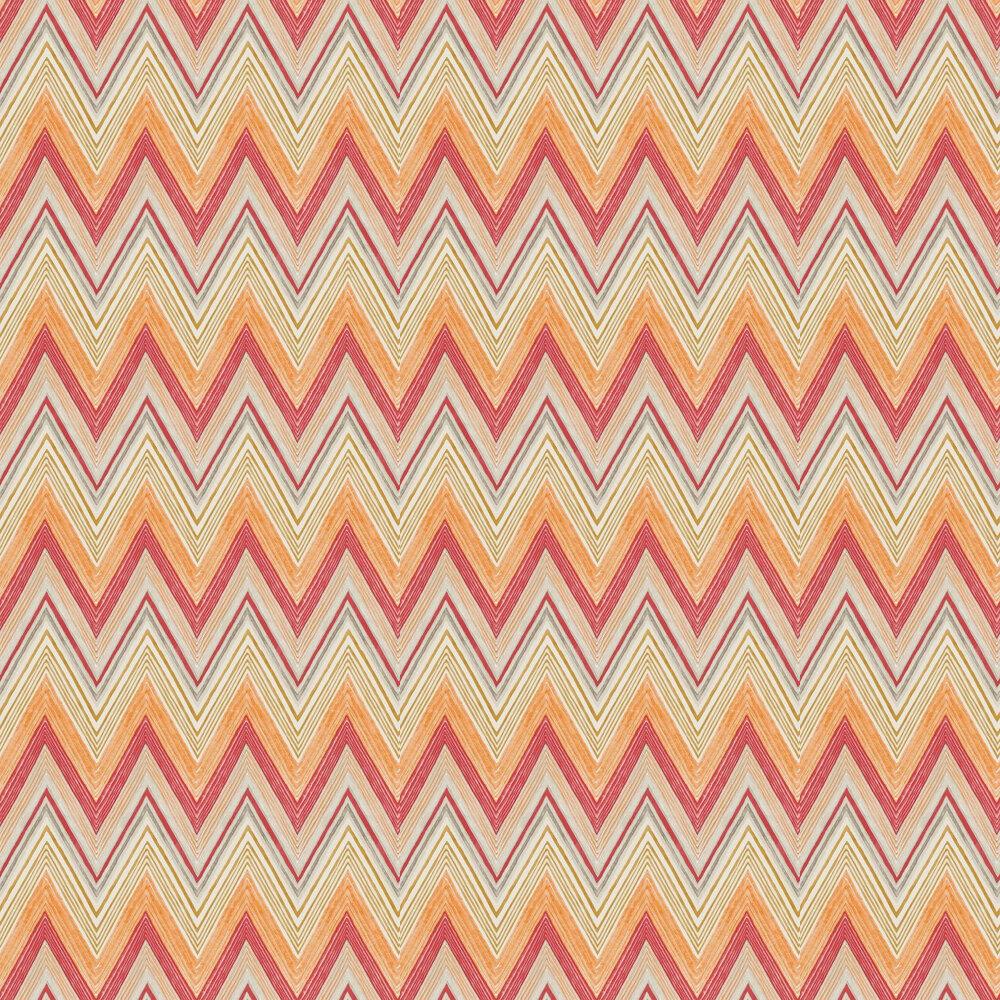 Groove Wallpaper - Chilli - by Scion
