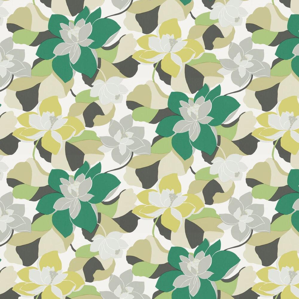 Diva Wallpaper -  Leaf  - by Scion