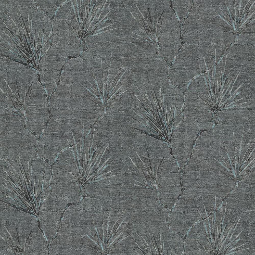 Anthology Peninsula Palm Slate Wallpaper - Product code: 110819