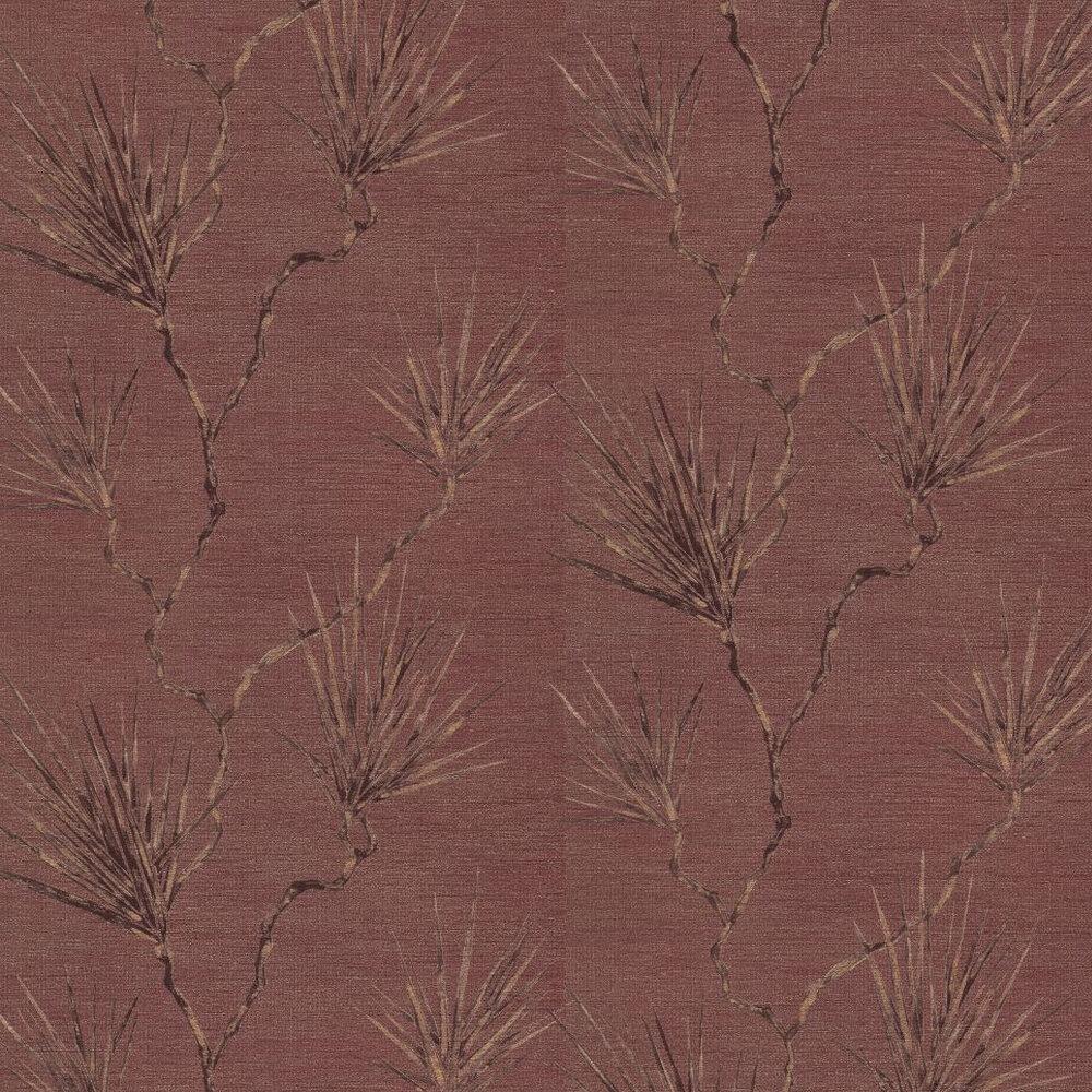 Anthology Peninsula Palm Amber Deep Amber Wallpaper - Product code: 110820
